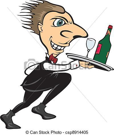 Gastronomie kellner clipart banner Images EPS Clip Art Vecteurs de Waiter. 19 529 illustrations ... banner