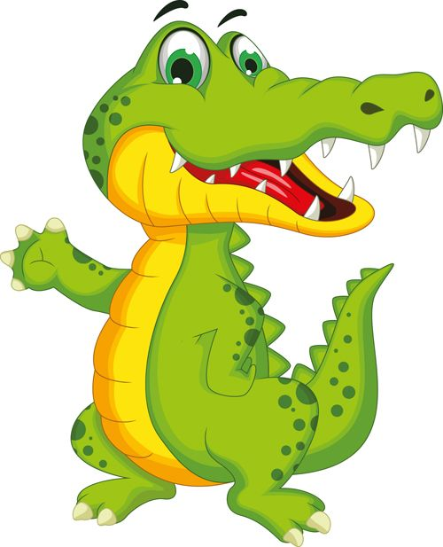 Gator in heartbeat clipart svg black and white download Gator clipart good morning - 104 transparent clip arts, images and ... svg black and white download