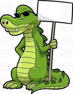 Gator in heartbeat clipart clip art black and white library Gator clipart good morning - 104 transparent clip arts, images and ... clip art black and white library
