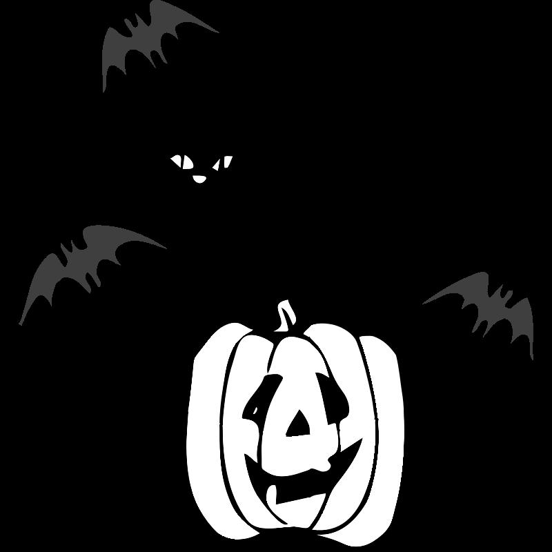 Gatto clipart png freeuse library Clipart - Architetto Gatto nero (Black Cat Halloween) - Clip Art Library png freeuse library