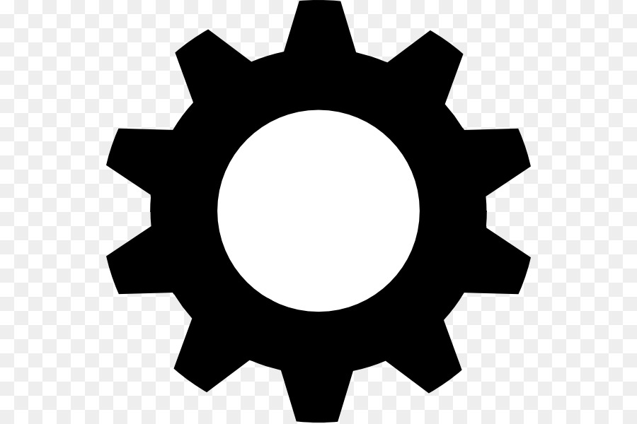 Gear clipart black and white banner black and white Gears clipart black and white 3 » Clipart Station banner black and white