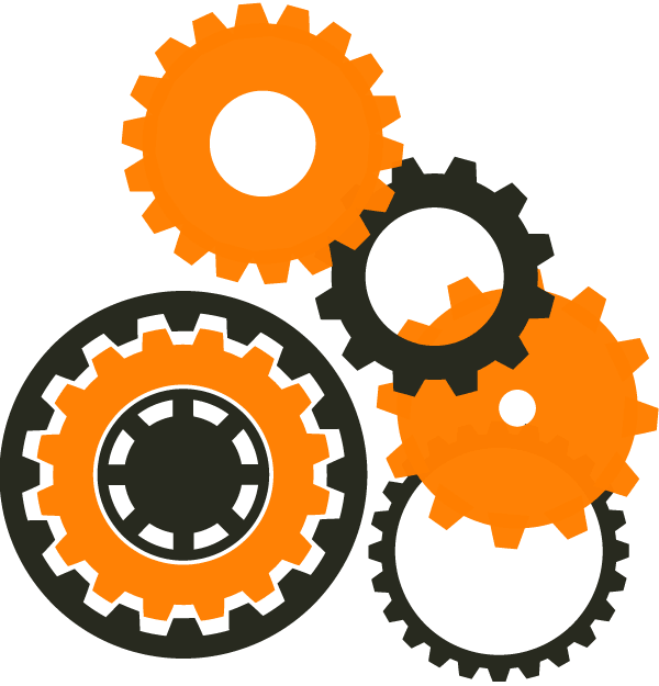 Gear clipart vector image freeuse download Machine Gear Wheel Vector Resources image freeuse download