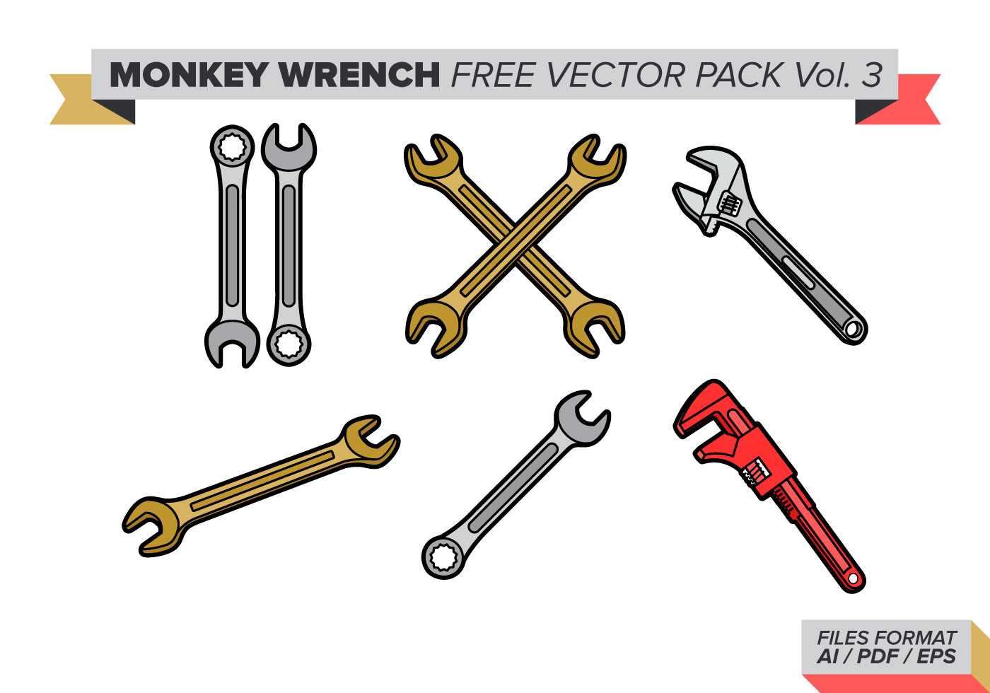 Gear clipart vector wrench free to use vector transparent stock Wrench Free Vector Art - (8,568 Free Downloads) vector transparent stock