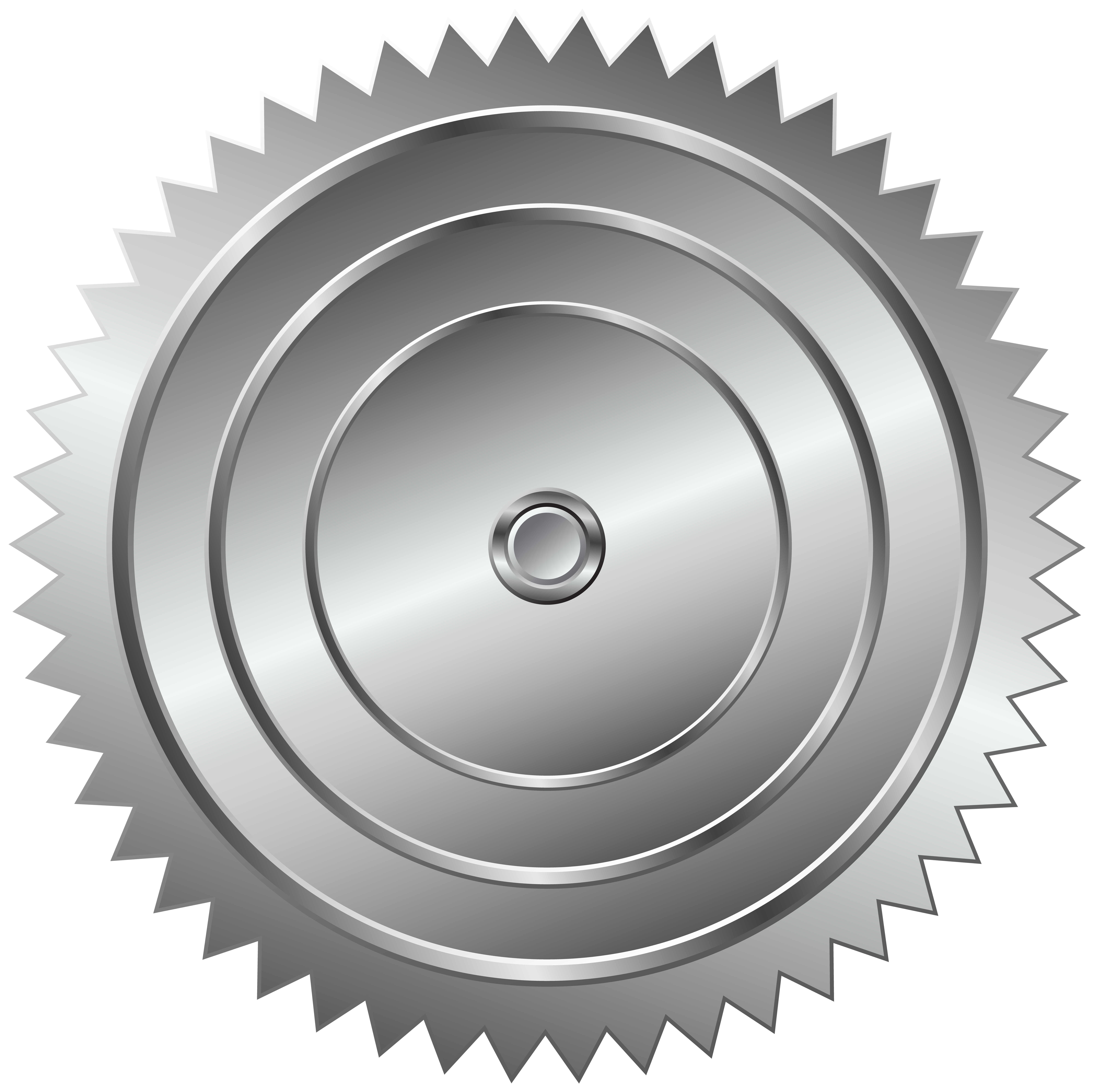 Gear heart clipart picture royalty free Gear Silver Clip Art PNG | Gallery Yopriceville - High-Quality ... picture royalty free