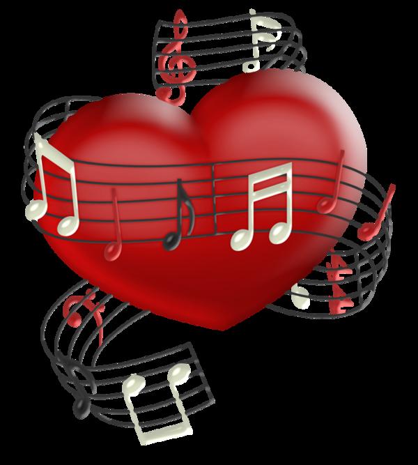 Gear heart clipart svg royalty free library La música es el verdadero lenguaje universal.