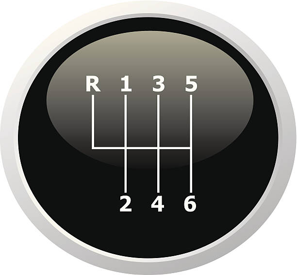 Gear shift clipart png black and white stock Shift Knob Clipart & Free Clip Art Images #15212 - Clipartimage.com png black and white stock