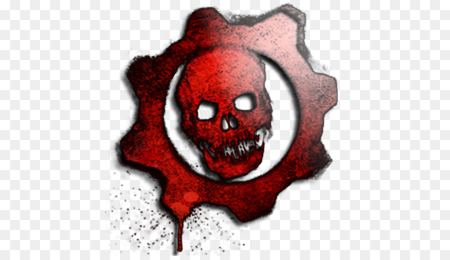 Gears of war logo clipart clip art royalty free Skull Clipart png download - 512*512 - Free Transparent Gears Of War ... clip art royalty free