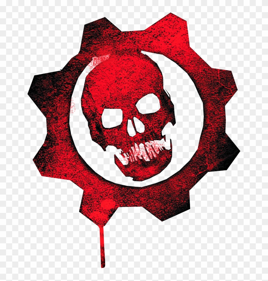 Gears of war logo clipart svg free Gears Of War Clipart Logo - Gears Of War Logo - Png Download ... svg free
