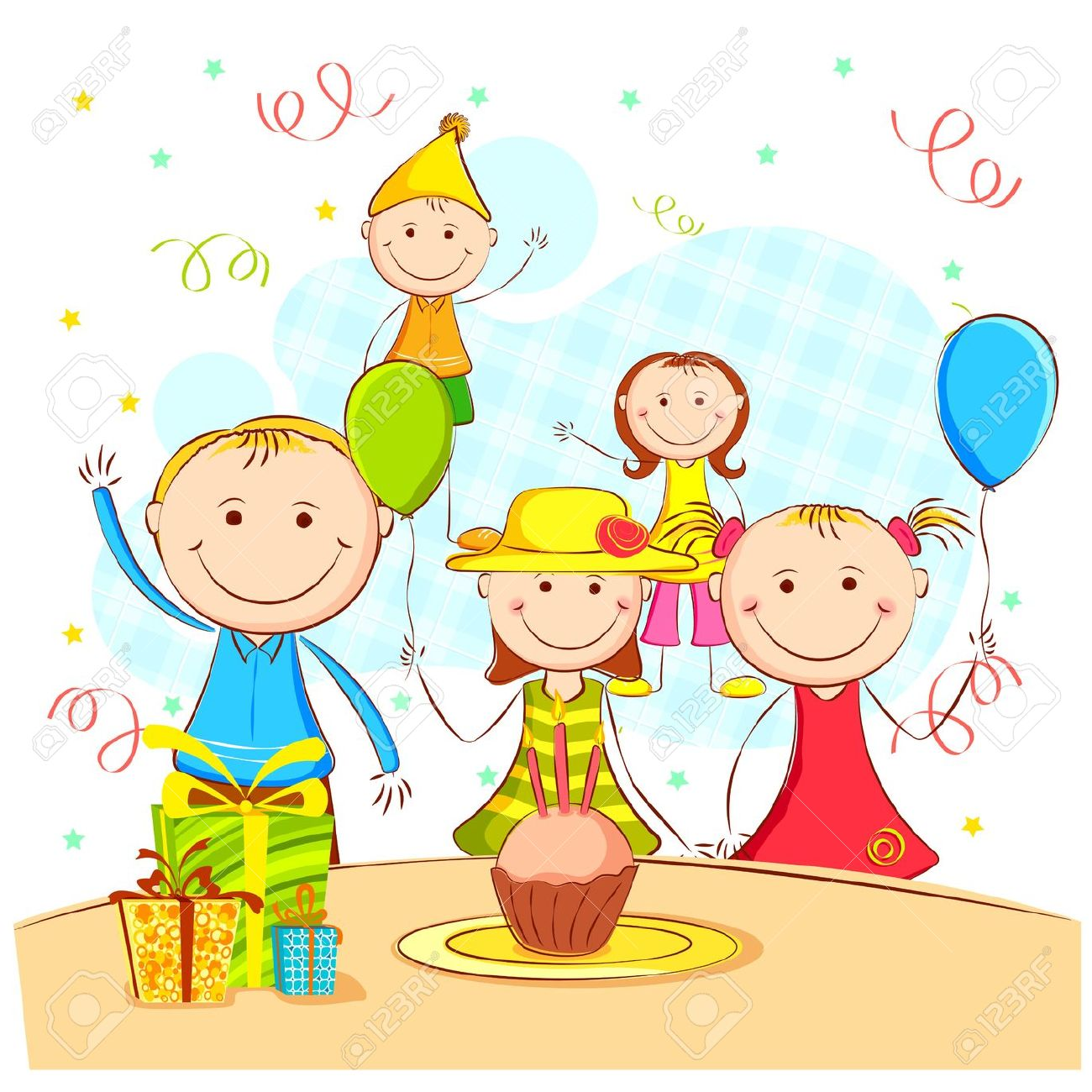 Geburtstag feiern clipart jpg transparent Geburtstag feiern clipart - ClipartFest jpg transparent