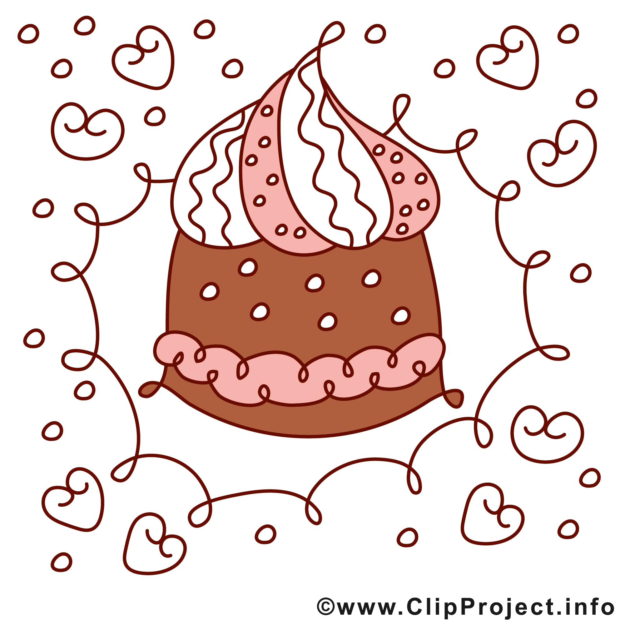 Geburtstag torte clipart image download Torte zum Geburtstag Bild Clip Art image download