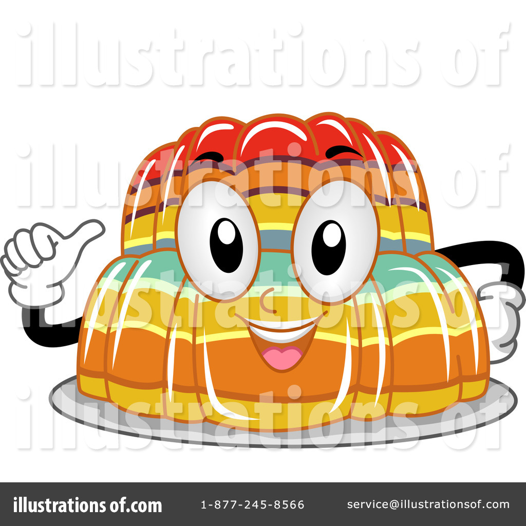 Gelatin clipart picture freeuse Gelatin Clipart #1300038 - Illustration by BNP Design Studio picture freeuse
