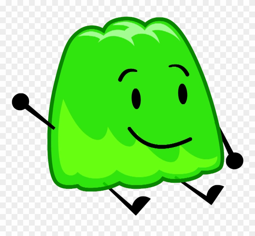 Gelatin clipart svg free Collection Of Free Gelation Bfdi Download On - Battle For Dream ... svg free