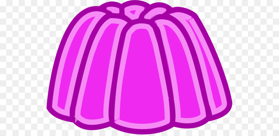 Gelatin clipart vector free library Gelatin Dessert Pink png download - 600*435 - Free Transparent ... vector free library