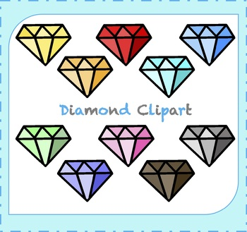 Gemstone clipart svg transparent stock Diamond Clipart / Jewelry Clipart / Gemstone Clipart svg transparent stock