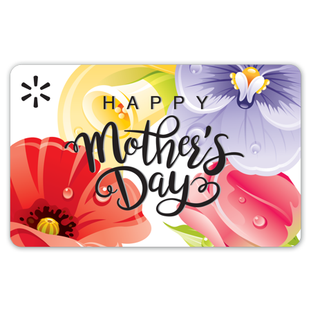 Gender neutral mothers day clipart clipart freeuse stock Mother\'s Day Walmart Gift Card clipart freeuse stock