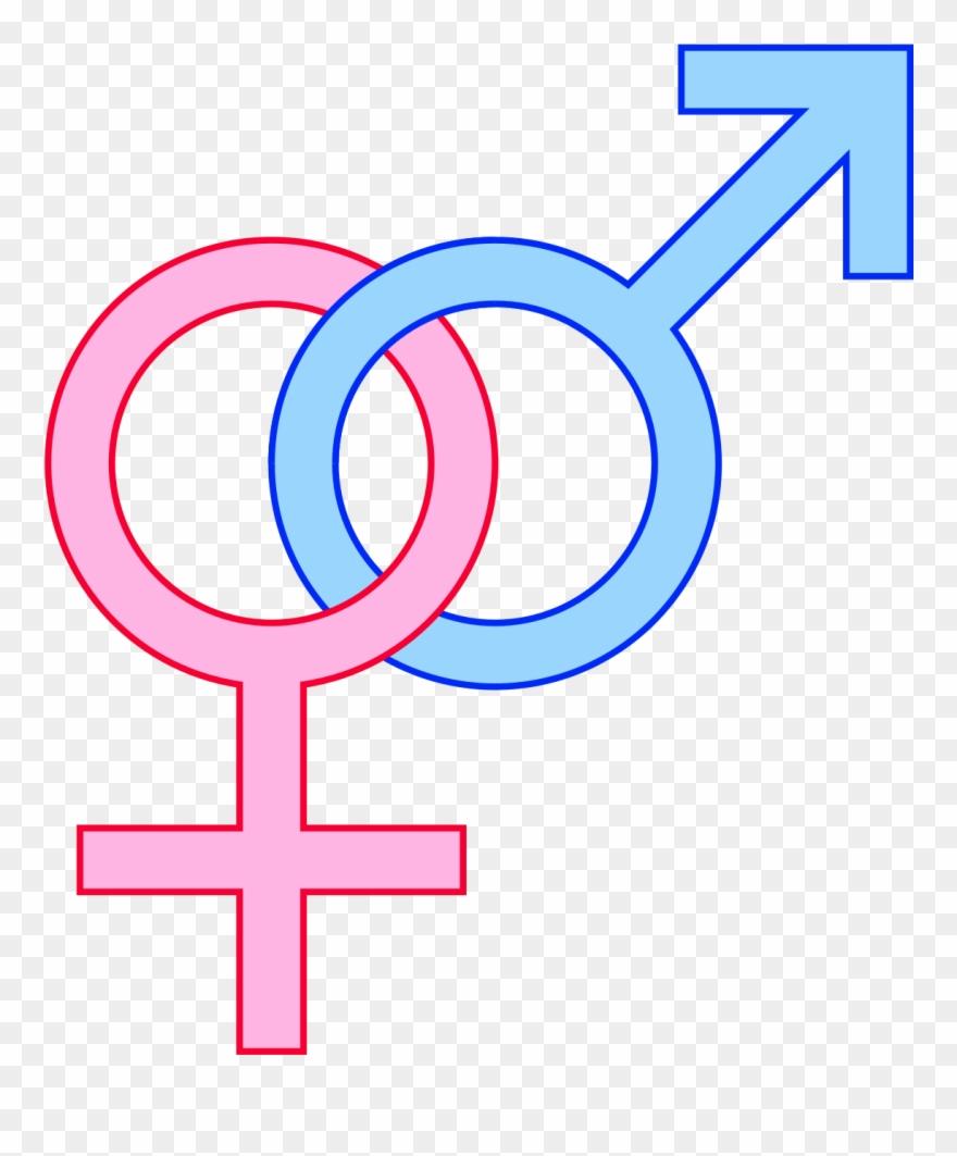 Gender symbols clipart clip transparent Gender Symbols Cartoon Clipart (#799201) - PinClipart clip transparent