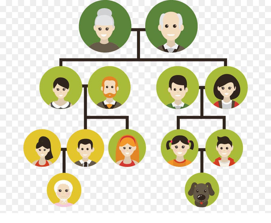 Genealogy cliparts freeuse library Fancy Family Tree Clipart Online Genealogy Icon - Clipart1001 - Free ... freeuse library