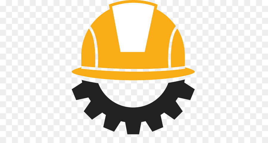 General contractor clipart image free Hat Cartoon clipart - Yellow, Hat, Line, transparent clip art image free