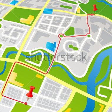 Generic road map clipart png Generic road map clipart - ClipartFox png