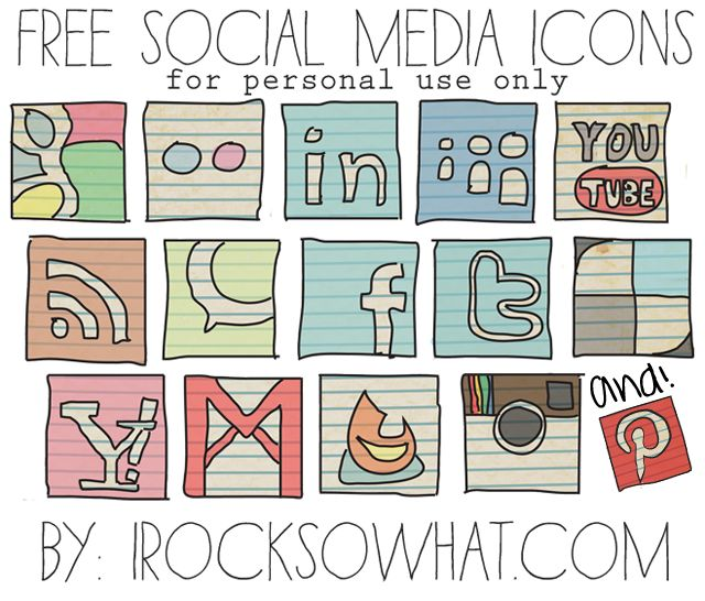 Generic social media clipart banner black and white 17 Best images about BLOG design clipart free on Pinterest | Blog ... banner black and white