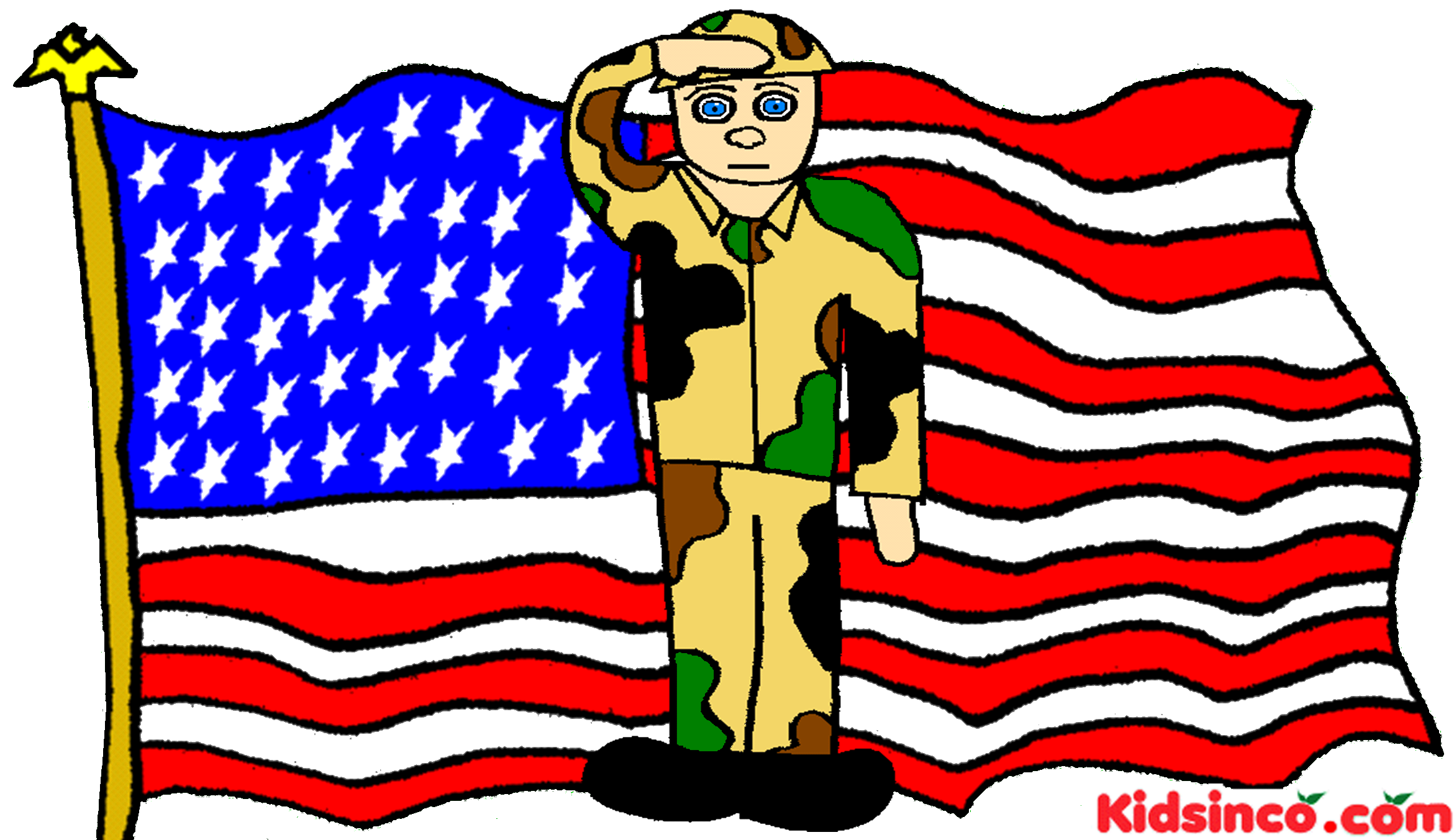 Generic soldier outline pattern for children s veterans day craft clipart clip art library Free Memorial Day Clipart, Download Free Clip Art, Free Clip Art on ... clip art library