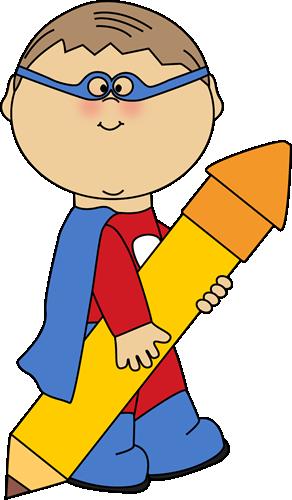 Generic super boy and super girl clipart freeuse library Cute Super Hero Clip Art | Clipart Panda - Free Clipart Images ... freeuse library