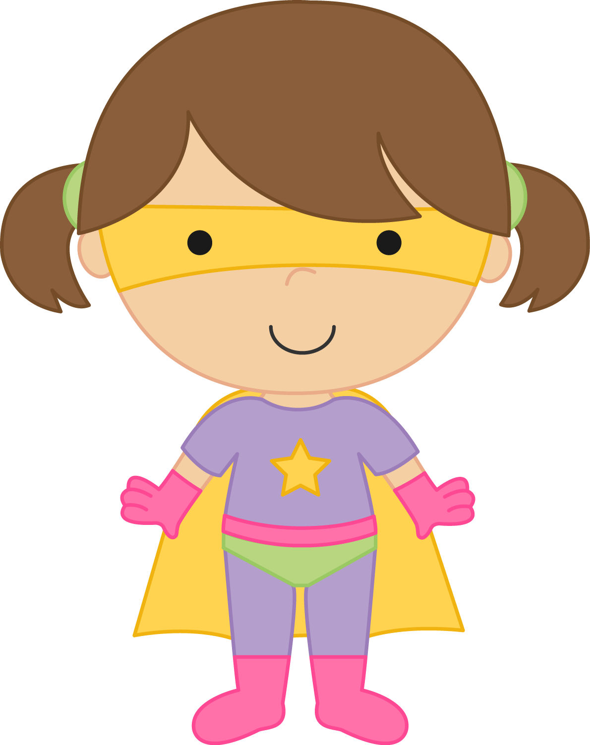Generic super boy and super girl clipart png transparent stock Generic super boy and super girl clipart - ClipartFest png transparent stock