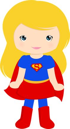 Generic super boy and super girl clipart svg black and white Super girl name clipart - ClipartFox svg black and white