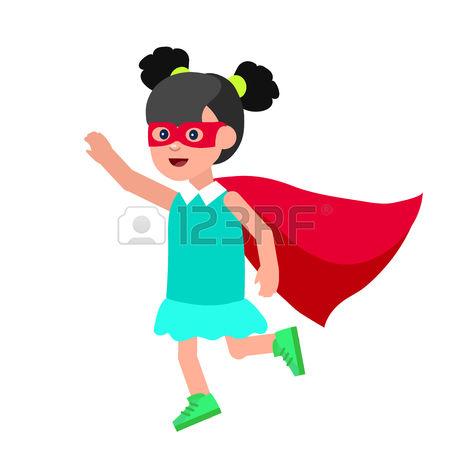 Generic super boy and super girl clipart svg transparent download Super Hero Kids Images, Stock Pictures, Royalty Free Super Hero ... svg transparent download