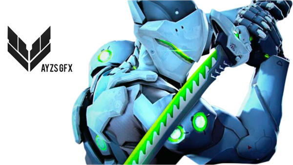 Genji overwatch clipart png library stock Overwatch genji clipart - ClipartFest png library stock