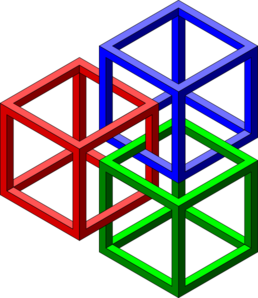Geometric figures clipart image library download Geometric Shapes Clip Art at Clker.com - vector clip art online ... image library download