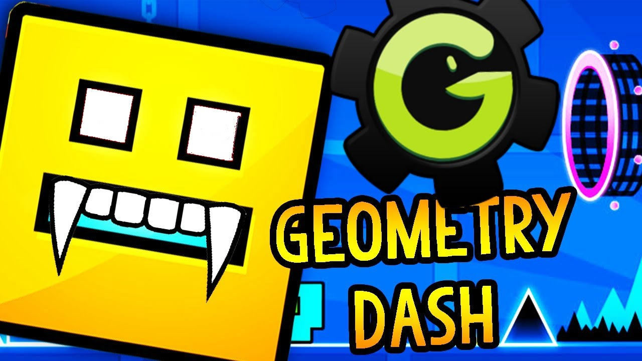 Geometry dash clipart creator svg transparent library Geometry Dash - Game Maker - YouTube svg transparent library