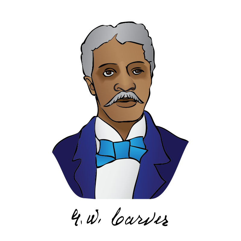 George washington cherry tree clipart picture freeuse stock 28+ Collection of George Washington Carver Clipart | High quality ... picture freeuse stock