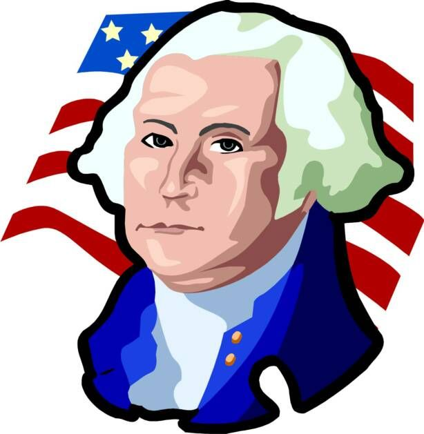 George washington clipart free graphic royalty free stock George Washington graphic organizer - Clip Art Library graphic royalty free stock