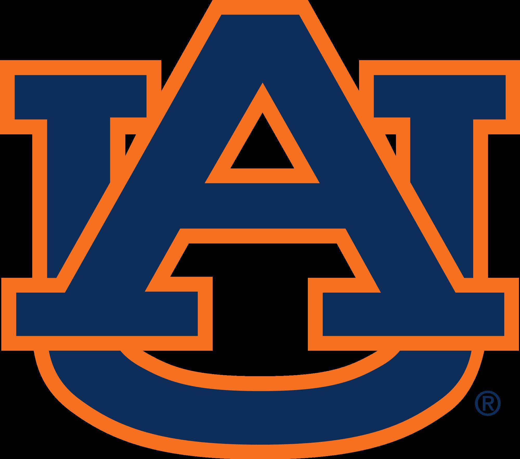 Georgia vs auburn football clipart image transparent library Auburn University logo | Bridesmaid/Groomsmen Gifts | Pinterest ... image transparent library