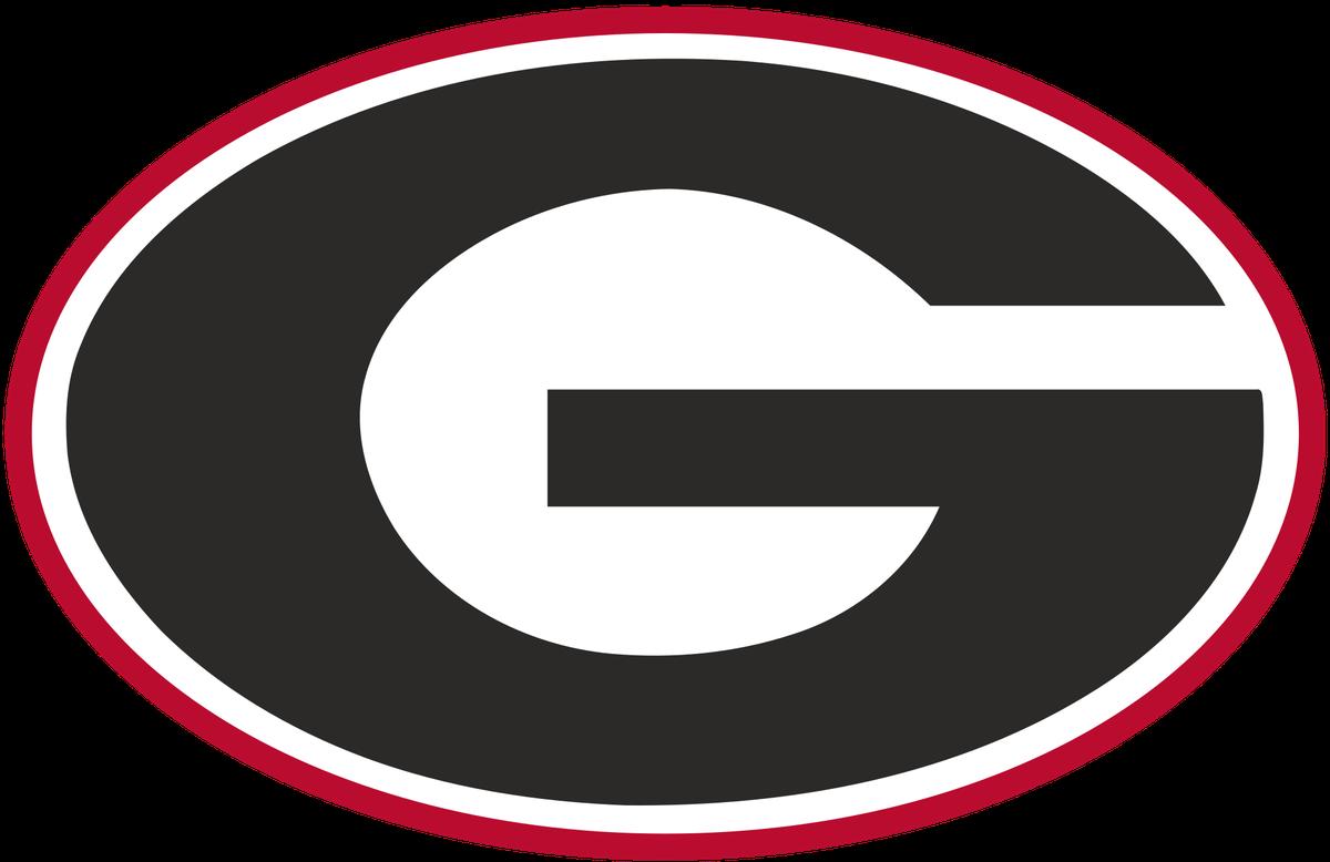 Georgia vs auburn football clipart clipart black and white Undercover Barner: West Georgia's Finest - College and Magnolia clipart black and white