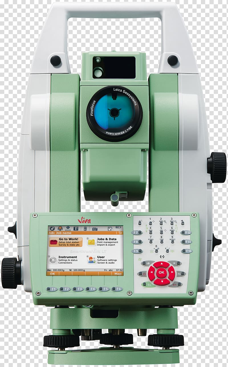 Geosystems clipart freeuse Total station Leica Geosystems Leica Camera Computer Software ... freeuse