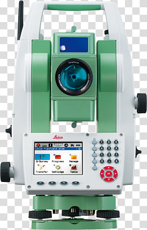 Geosystems clipart png download Total station Leica Geosystems Leica Camera Surveyor Theodolite ... png download