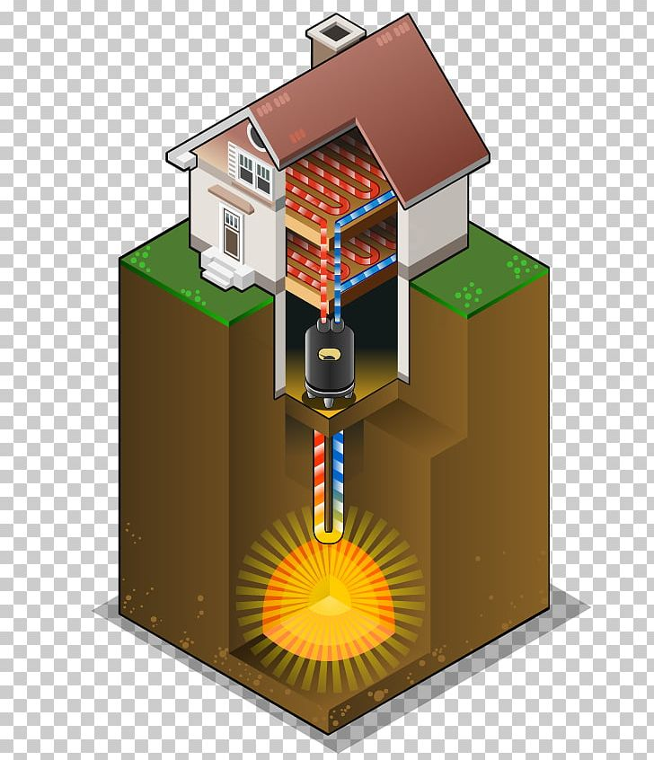 Geothermal heat pump clipart svg royalty free Geothermal Heat Pump Central Heating Geothermal Heating Geothermal ... svg royalty free