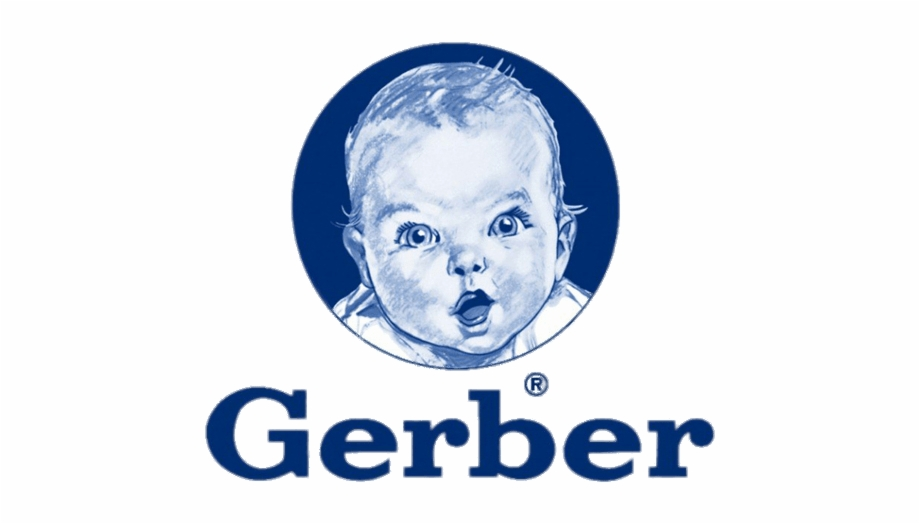 Gerber logo clipart clipart freeuse library Gerber Logo - Gerber Baby Free PNG Images & Clipart Download ... clipart freeuse library