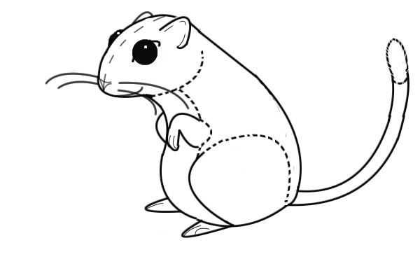 Gerbil clipart image freeuse library Free Cute Cliparts Gerbils, Download Free Clip Art, Free Clip Art on ... image freeuse library