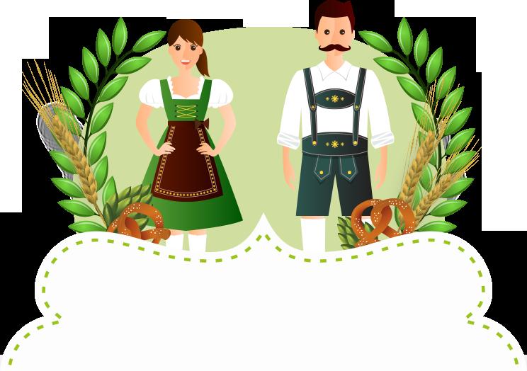German man wearing traditional german clothing clipart jpg freeuse Trachten-Guide jpg freeuse