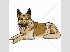 German shepherd laying down clipart picture free German Shepherd Laying Down Clipart | auto-kfz.info picture free