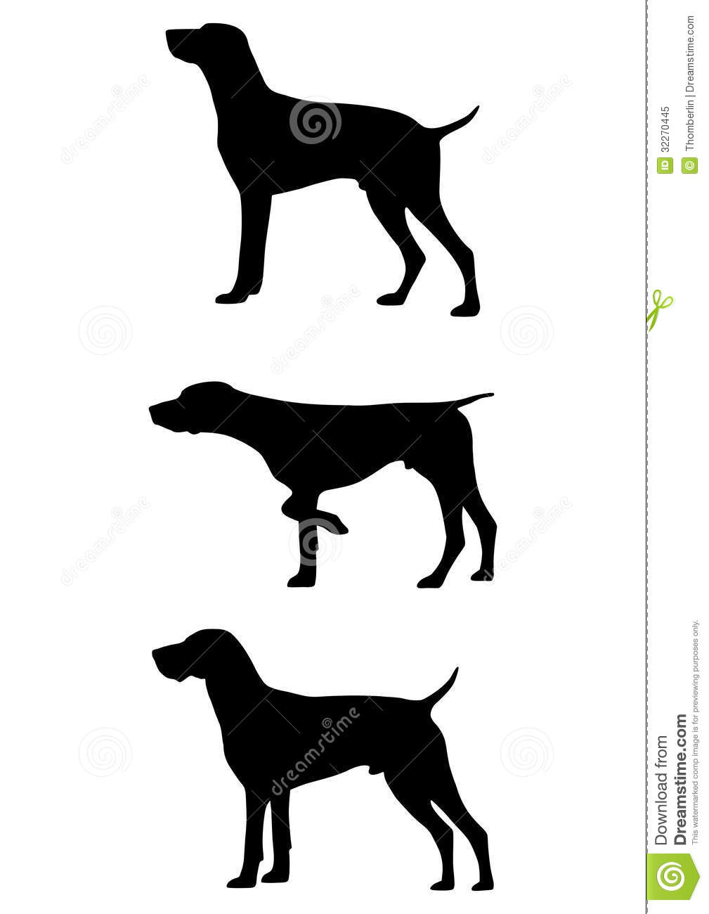 German shorthaired pointer clipart graphic black and white library Clipart pointer dog - ClipartFest graphic black and white library