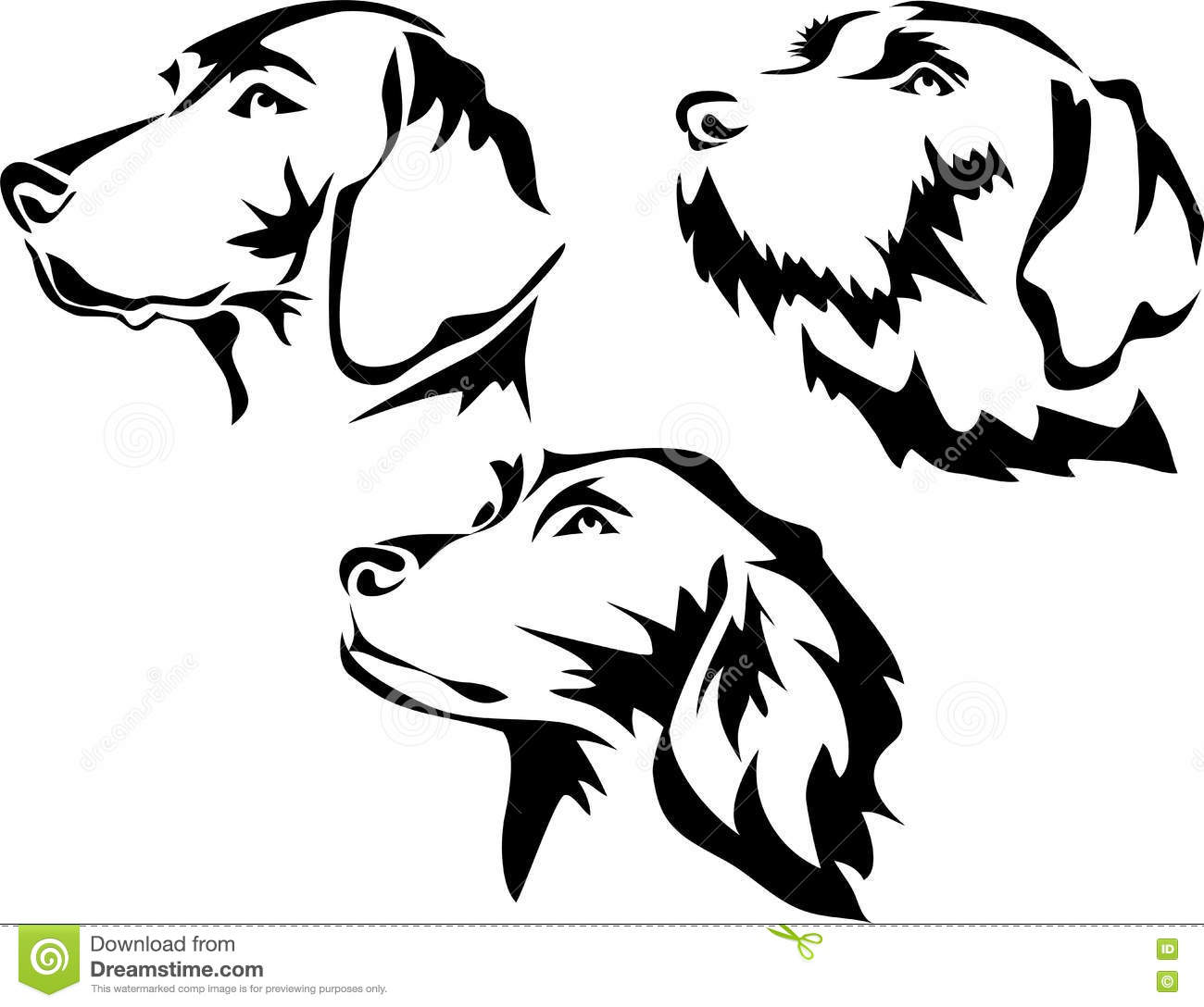 German wirehaired pointer clipart banner royalty free German Shorthaired Pointer Stock Illustrations – 44 German ... banner royalty free