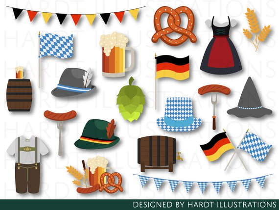 Oktoberfest german flag on pole clipart png clip art library download Oktoberfest Clipart, Germany Clipart, Bavaria Clipart, Beer Clip Art ... clip art library download