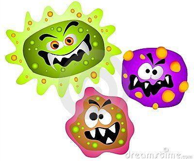 Germs spreading from person to person clipart library Germs Viruses Bacteria Clipart - Download From Over 44 Million High ... library
