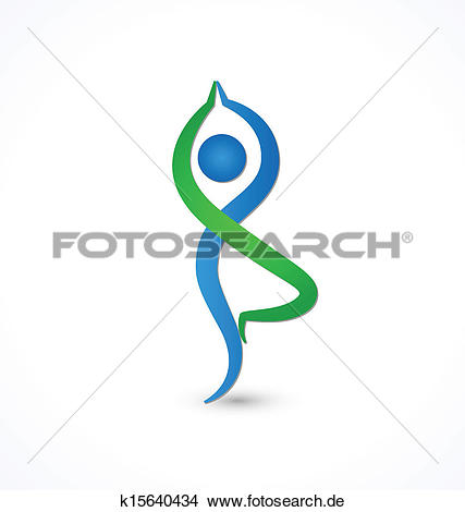 Gesund leben clipart clip free Clipart - joga haltung, gesund, leben, symbol, vektor k15640434 ... clip free