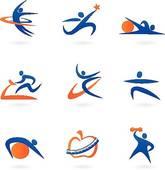 Gesund und fit clipart royalty free download Fitness Clip Art - Royalty Free - GoGraph royalty free download
