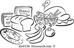 Gesundes essen clipart schwarz wei graphic royalty free library Balanced diet Clip Art and Stock Illustrations. 2,255 balanced ... graphic royalty free library